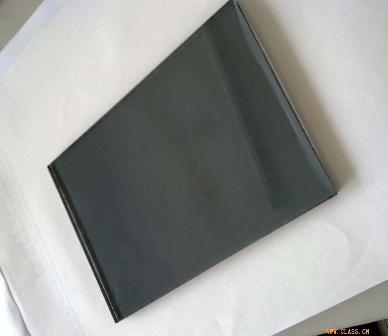 Dark Grey Float Glass